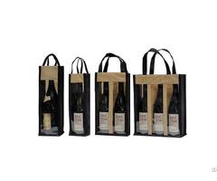 Pvc Window Wine Bags Km Wnb0051