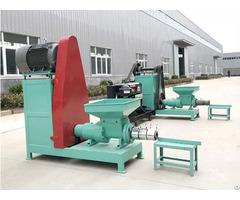 New Energy Mechanism Charcoal Briquette Extruder Machine