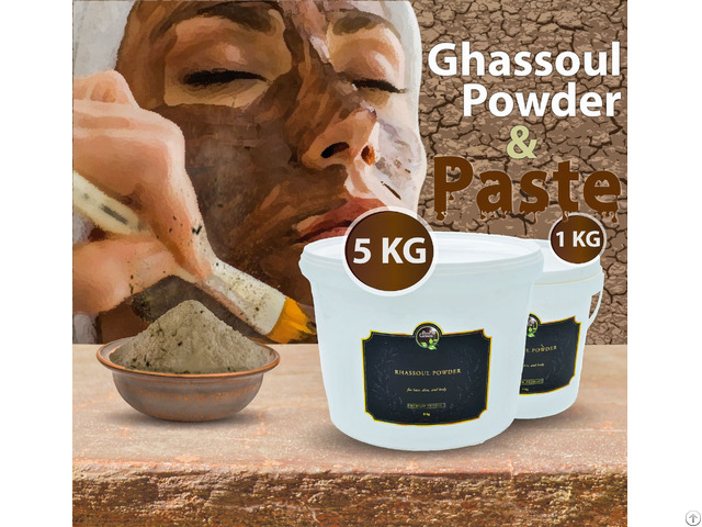 Moroccan Ghassoul Wholesale