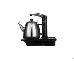 Stainless Steel Manufacturer Electric Kettle With Voice And Braille Mark
