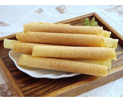 The Main Raw Materials For Egg Roll Production