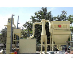 Wollastonite Grinding Mill Production Line