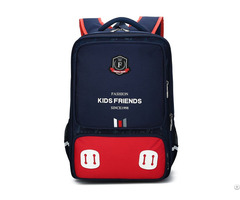 Primary Kids Customized School Backpack