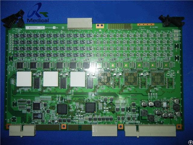 Repair Aloka Alpha 6 Rx Beam Former Board Ep555501aa