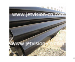 China Supplier Q235 Carbon Welded Lsaw Steel Pipe