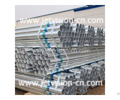 China Wholesale Hot Dipped Gi Tube Galvanized Steel Pipe