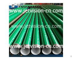 Carbon Anti Corrosion 3pp Fbe 3pe Coated Steel Pipe