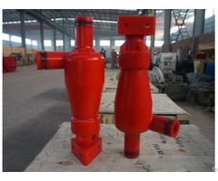 Hydrocyclone Drilling Mud Cleaner Desander Desilter Solids Control Equipment And System