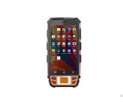 Fingerprint Handheld Terminal Bp920 Mobile Biometric Scanner