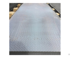 Prime Q235 Hot Rolled Steel Chequered Plate Grades Astm A36