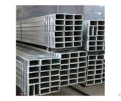 Pre Galvanized Rectangular Steel Tube