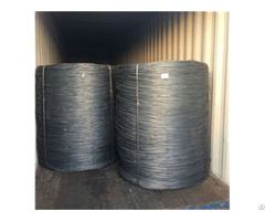 Carbon Low Steel Wire In Rod Cabbage Of Thickness 3 5 Mm