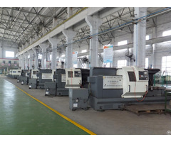 Cnc Pipe Coupling Threading Machine