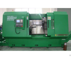 Cnc Pipe Threading Lathe Machine For Drill Collar