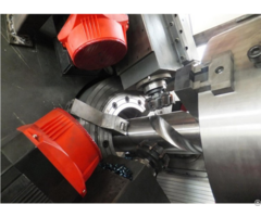 Drill Collar Spiral Milling Machine