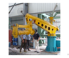 3t H Capacity Foundry Continuous Automatic Furan Resin Sand Mixer Mixing Machine