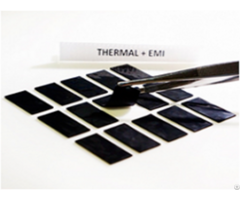 Glpoly Hybrid Thermal And Emi Absorber Vs Laird Coolzord500