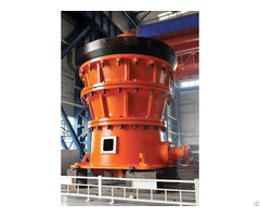 Processing And Manufacturing Of Gratory Crusher