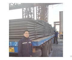 En10025 6 S690ql 1 8928 High Yield Structural Steel Plates