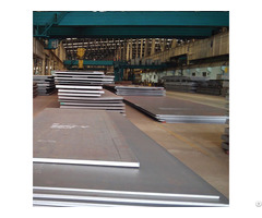 En10083 3 50crmo4 Alloy Steel Plate