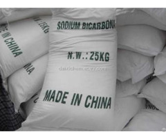 Sodium Bicarbonate Food Grade High Quality