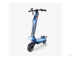 Df S700 Dual Motor 5000w 11inch Tires Removable Seat Electric Scooter