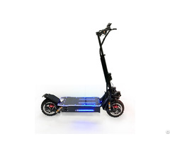 Ce Fcc Emc Rohs Certified Df 4s Dual Motor 3200w 11 Inch Tires Electric Scooter