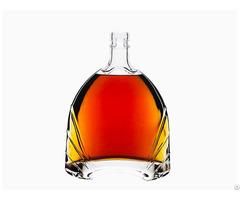 Crystal Glass Xo Bottle