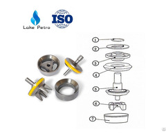 Valve Assembly And Spare Parts For Mud Pump