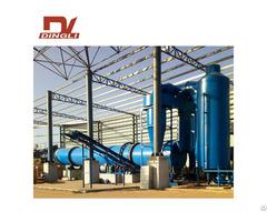 Industrial Mineral Slag Rotary Drum Dryer