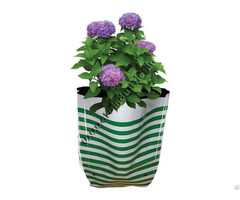 Colourfully Stripe Grow Bag