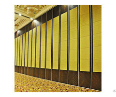 Movable Partition Wall For Banquet Hall