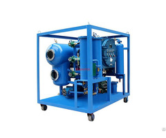 Explosion Proof Transformer Oil Purification System