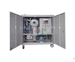 Enclosed Type Transformer Oil Filter Machine