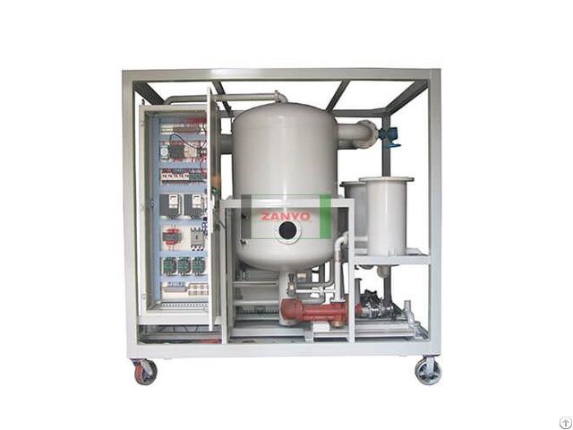 Zanyo Ultra High Voltage Transformer Oil Purifier