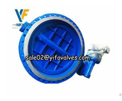 Hard Seal Metal Seat Triple Eccentric Butterfly Valve