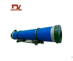 China Sawdust Rotary Drum Dryer
