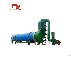 Professional Wood Chip Rotary Dryer