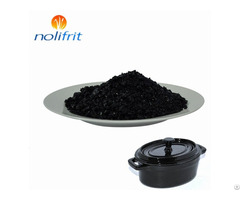 China Factory Cast Iron Matte Enamel Frit For Bbq Gas Stove