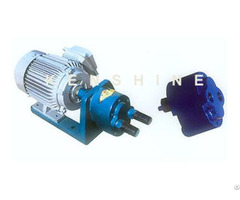 S Gear Oil Pump