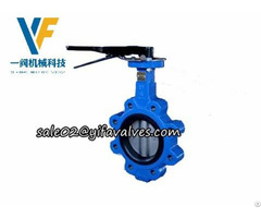 Lt One Stem No Pin Butterfly Valve