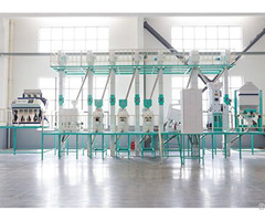 38ton Day Rice Mill Machine Production Line