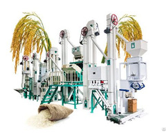 28ton Day Customized Rice Milling Machine
