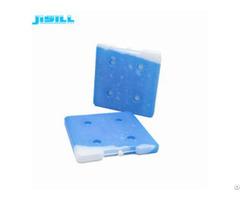Hdpe Hard Plastic Reusable Ice Brick Gel Packs In Cooler Box