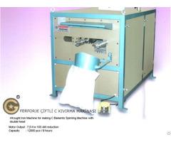 Wrought Iron C Element Machine