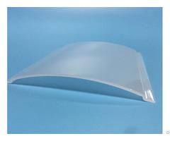 Custom Plastic Extrusion Led Cover