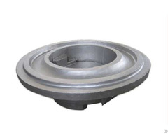Casting Pump Cover For Electricity