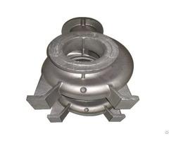 Casting Pump Body For Petroleum