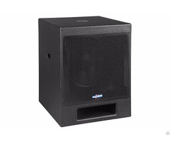 Powered Subwoofer Vc18be