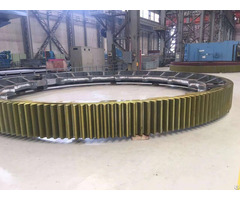 Gear Girth For Rotary Kiln